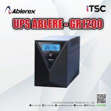 ABLEREX GR1200 (1200va/750w) เครื่องสำรองไฟ [VST]