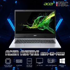Notebook Acer Aspire (A314-35-P9RS)-(Silver)