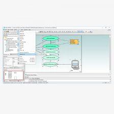 Altova UModel  เครื่องมือสร้างแบบจำลองซอฟต์แวร์ UML