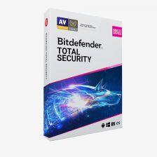Bitdefender Total Security  โปรแกรมแอนตี้ไวรัส
