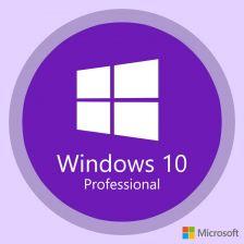 Microsoft Windows 10 Pro [64Bit/32Bit] English Intl 1 Package DSP OEI DVD [OEM] (เปิดกล่องแล้วไม่รับคืน)