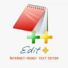 EditPlus Text Editor 5