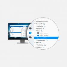 TeamViewer Business โปรแกรมควบคุมคอมฯ ระยะไกล