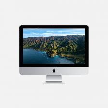 21.5-inch iMac with Retina 4K display: 3.0GHz 6-core 8th-generation Intel Core i5 processor, 256GB
