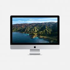 27-inch iMac with Retina 5K display: 3.1GHz 6-core 10th-generation Intel Core i5 processor, 256GB