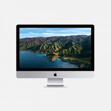 27-inch iMac with Retina 5K display: 3.3GHz 6-core 10th-generation Intel Core i5 processor, 512GB