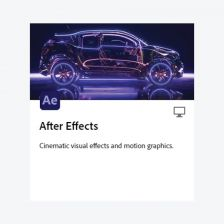 Adobe After Effects โปรแกรมตัดต่อวีดีโอ