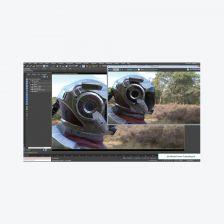 Autodesk 3ds Max โปรแกรมนำเข้าโมเดล 3 มิติ เพื่อจัดฉาก แสง สี อนิเมชั่น