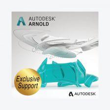 Autodesk Arnold  เรนเดอร์แสง/เงา ที่ทันสมัยที่สุด