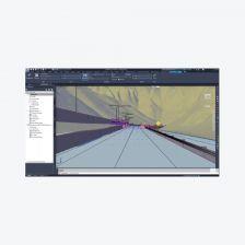 Autodesk AutoCAD Civil 3D โปรแกรมจัดการแบบก่อสร้าง