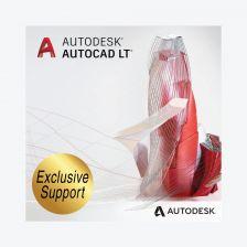 Autodesk AutoCAD LT โปรแกรมเขียนแบบ 2 มิติ