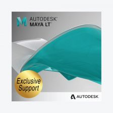 Autodesk Maya LT  โปรแกรมทำอนิเมชั่น 3 มิติ สำหรับผู้ผลิตขนาดเล็ก