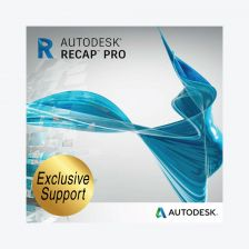 Autodesk ReCap Pro  โปรแกรมแสกนเพื่อสร้างแบบจำลอง 3D