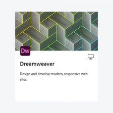 Adobe Dreamweaver โปรแกรมสร้าง และพัฒนาเว็ปไซต์ระดับมืออาชีพ
