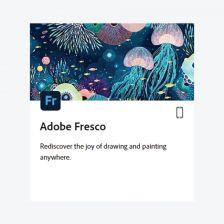 Adobe Fresco สุดยอดแอปพลิเคชันสำหรับนักวาดมืออาชีพ
