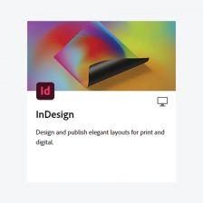 Adobe InDesign โปรแกรมออกแบบหนังสือ