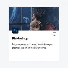 Adobe Photoshop โปรแกรมตกแต่ง แก้ไขรูปภาพ ระดับมืออาชีพ