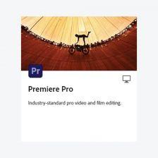 Adobe Premiere Pro โปรแกรมตัดต่อวีดีโอระดับมืออาชีพ