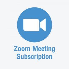Zoom Meeting Subscription