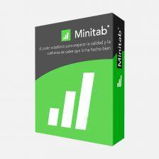 Minitab 19 โปรแกรมวิเคราะห์ และประมวลผลทางด้านสถิติ (แบบเช่าใช้รายปี/Subscription)