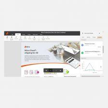 Nitro Productivity Suite For Enterprise โปรแกรมที่ใช้เปิดอ่าน และแก้ไขไฟล์ PDF (แบบเช่าใช้)