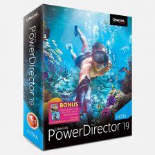 PowerDirector 19 Ultra โปรแกรมตัดต่อวีดีโอที่สร้างสรรค์