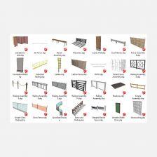 Profile Builder 3 โปรแกรม Plug in ของ SketchUp ที่ช่วยสร้างแบบจำลอง Lightspeed ของวัสดุก่อสร้าง