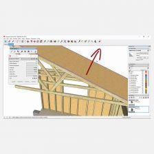 Quantifier Pro โปรแกรม Plug in ของ SketchUp ที่ช่วยในการคำนวณพื้นที่ ปริมาณ ความยาว น้ำหนัก