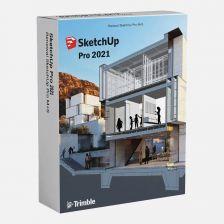 SketchUp Pro 2021 (แบบเช่าใช้รายปี/Subscription)